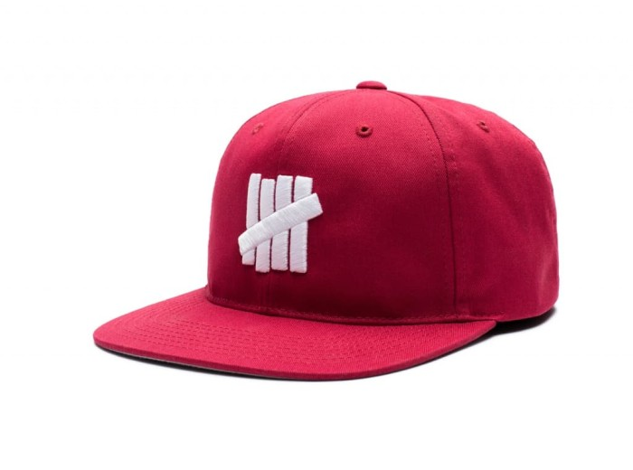 Jual Undefeated Icon Snapback - Red - True OG Kicks - OS  695b48f53d9