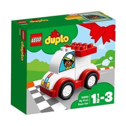 Jual Lego Duplo 10860 My First Race Car Kimiloan Store Tokopedia