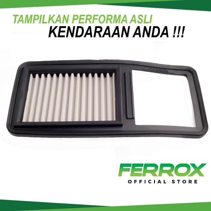 harga Ferrox filter udara toyota agya 1000cc (2013-2016) Tokopedia.com
