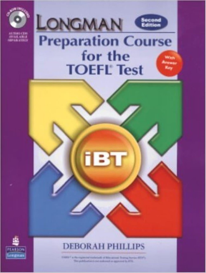Longman Preparation Course for the TOEFL Test: iBT Stud Berkualitas
