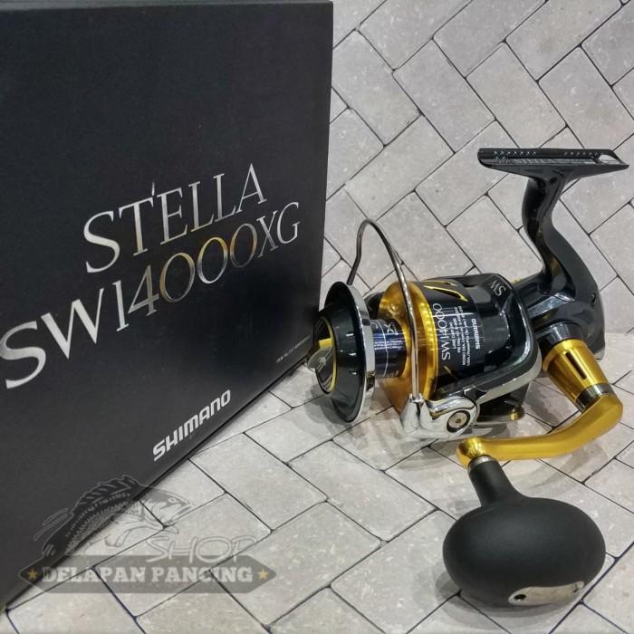 harga Reel shimano stella sw 14000 xg Tokopedia.com