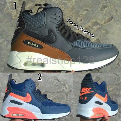 plus récent 50055 73256 Jual DISKON Sepatu Sport Basket Nike Air Max 90 Import - Jakarta Barat -  Realshop128 | Tokopedia