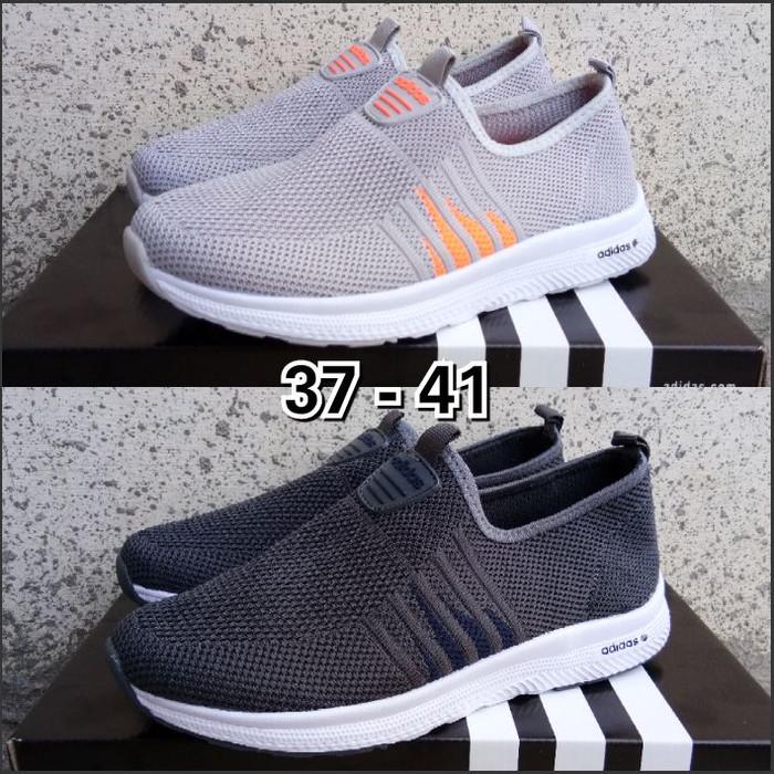 Foto Produk Sepatu Adidas Import Vietnam Model Slip On Terbaru dari DedeLukman Sport