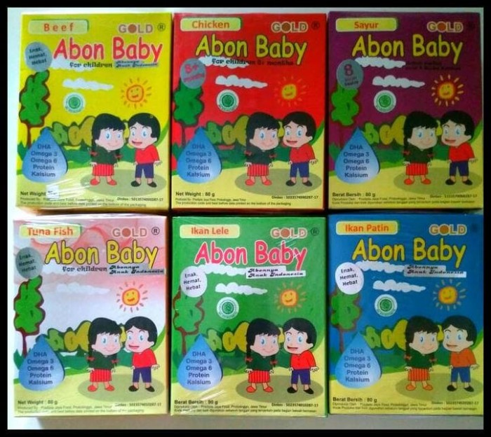 Katalog Abon Bayi My Baby Travelbon.com