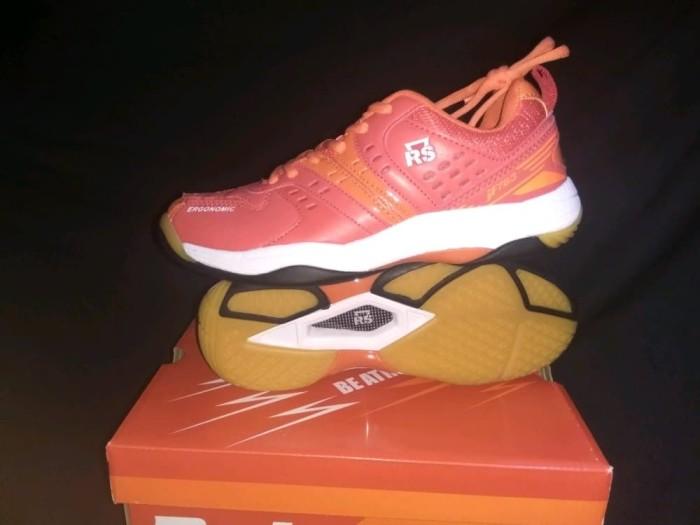 Sepatu Badminton bulutangkis RS JF 783 NEW CBN354