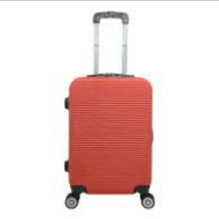 Koper Tas Trolley Bag Polo Love 24 inch - Orange