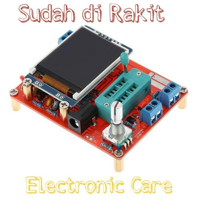 harga Esr meter lcr meter pwm generator gm328 Tokopedia.com