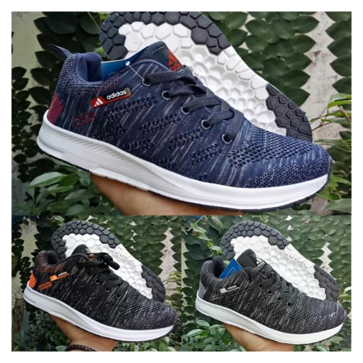 official photos 474e5 16394 Sepatu Cowok Adidas Zoom Pegasus Running Import