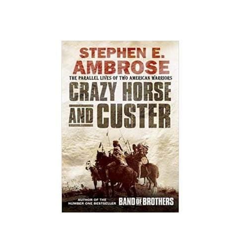 harga Stephen e.ambrose : crazy horse & custer Tokopedia.com