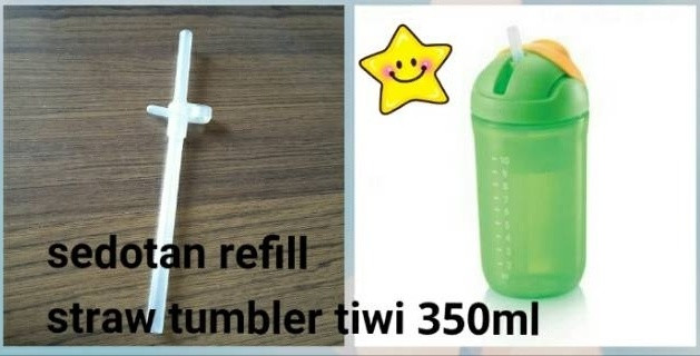 Home Straw Sedotan Tiwi Kids Tumbler