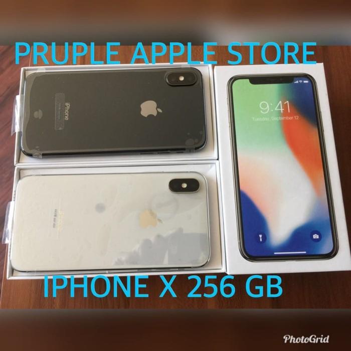 Jual Apple Iphone X 256gb Emas Jakarta Utara Purple Apple Store Tokopedia