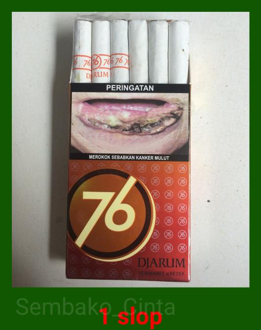 Foto Produk Rokok 76 kretek'12 / 1slop dari Sembako_Cinta