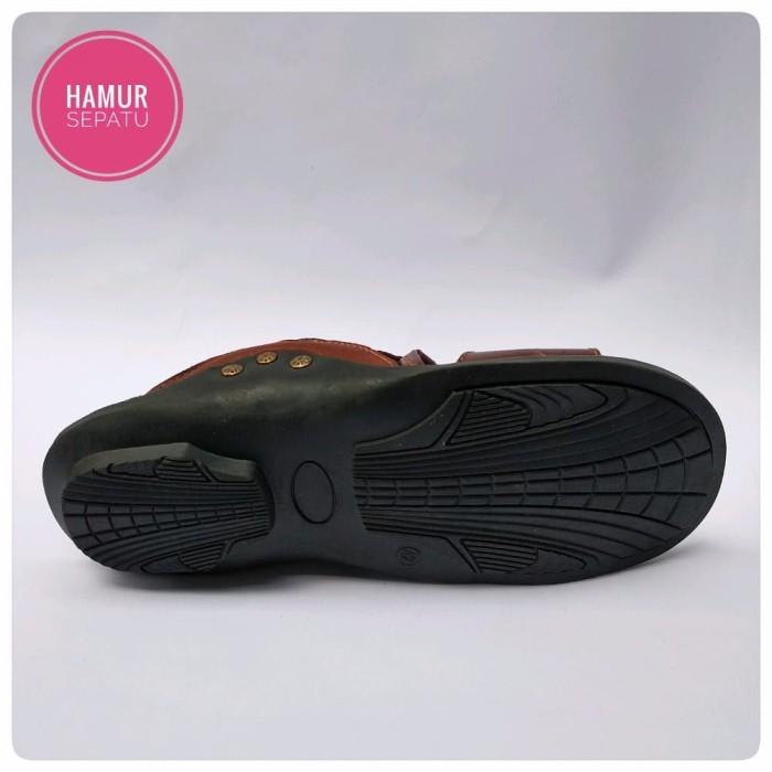 Jual Sandal Kulit Pria Harley Davidson Ban 2 tali - Butik Modern ... 0425430c13