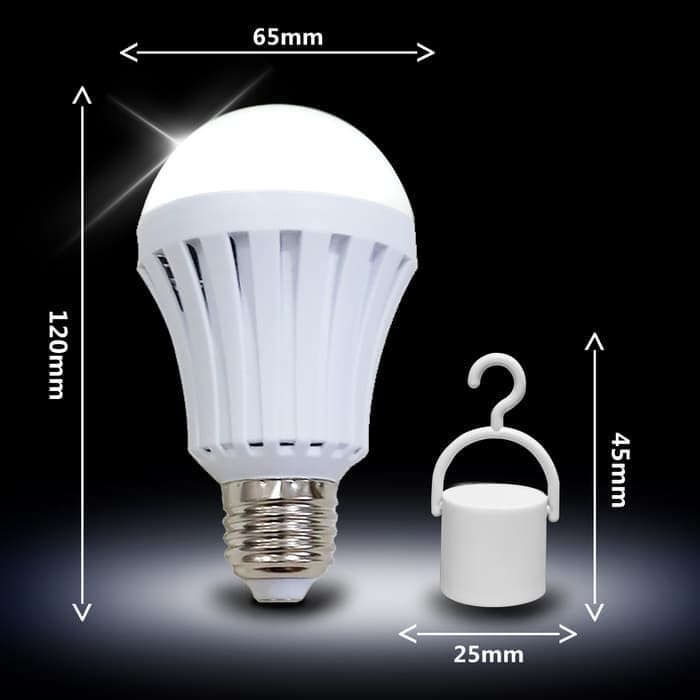 Lampu Bohlam Led Intelligent Emergency 7W