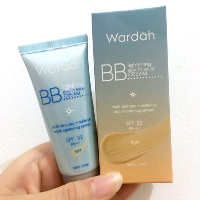 Promo wardah Lightning BB Cream 15 ml