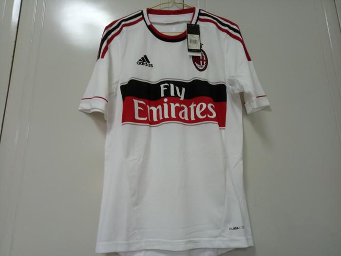harga Original jersey ac milan 12/13 away bnwt Tokopedia.com