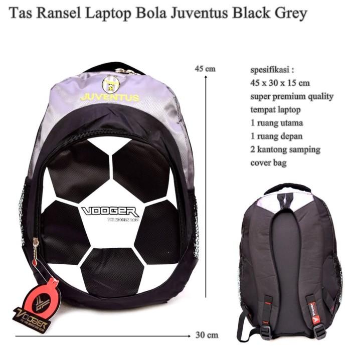 harga Tas ransel pria jersey bag fcb club bola juventus Tokopedia.com 33ef64c28a