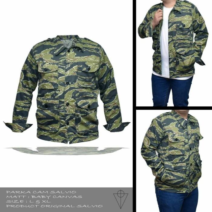 Jaket Kemeja Camo Semi Parka Original - Wikie Cloud Design Ideas 61b467a6dc