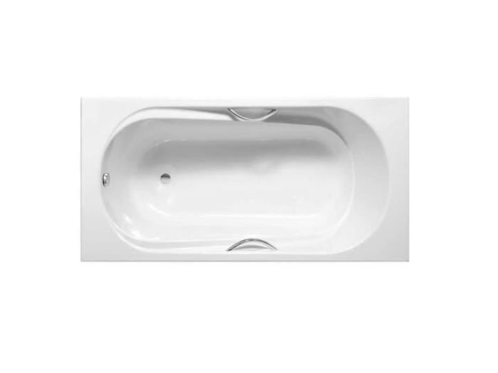 Roca - bathtub sureste ukuran 150 x 75 bahan acrylic with handgrips