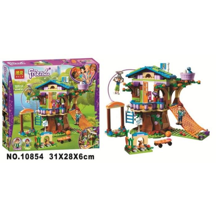 Jual Lego Bela Friends 10854 356pcs Mia Tree House Kota Batam