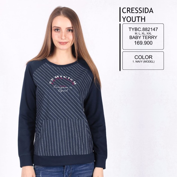 SWEATER WANITA CRESSIDA YOUTH