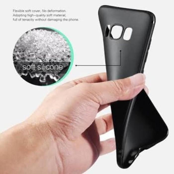 Case Sony Xperia Z3 - Softcase SILICON THIN Doff BLACK DISKON