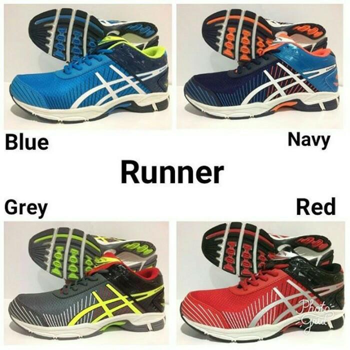 Sepatu runner professional asics mizuno voly voli volley. Olahraga ... c44d470fd7