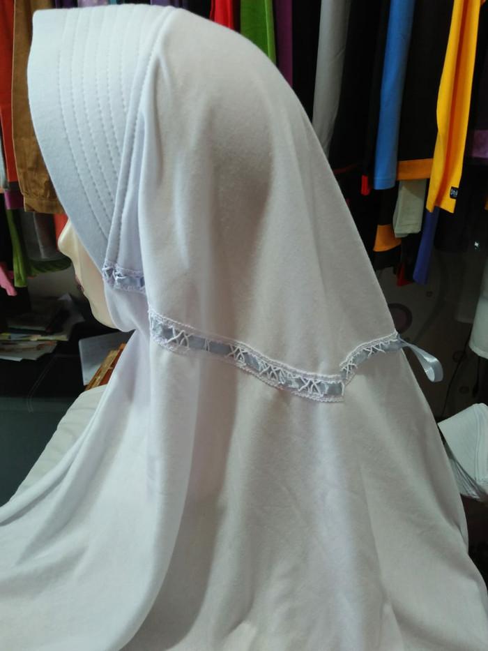 Harga Jilbab Bergo Sekolah Hijab Model Bergo Rabbani