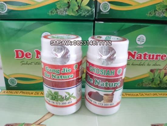 Foto Produk Obat Infeksi Saluran Kencing / Kemih Gang Jie dan Gho Siah De Nature dari Pusat De Nature Herbal