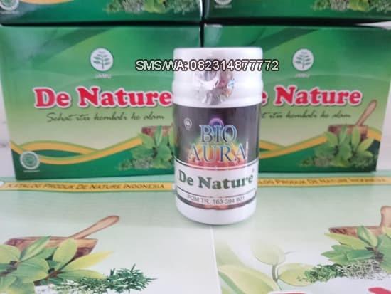 Foto Produk Obat Pembuka Aura Positif Dan Kewibawaan Bio Aura De Nature dari Pusat De Nature Herbal