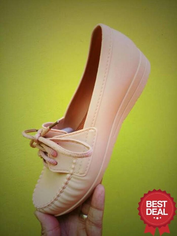 Jual Jelly shoes sepatu wanita TALI BALANCE L553-1 variasi 2 ... c2f9942f2f