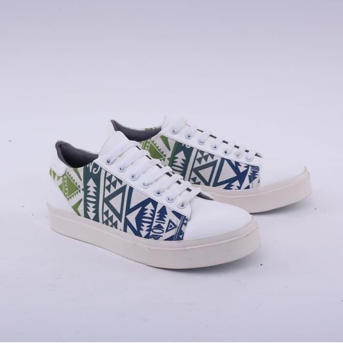 Jual GARSEL sepatu SNEAKERS wanita dewasa Putih GTD 6578 ... f50aaa53bc