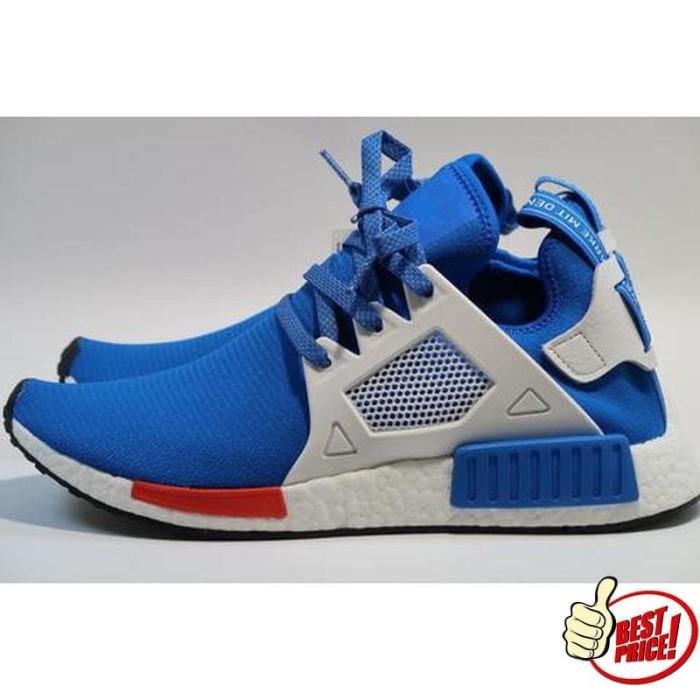 Jual ADIDAS NMD XR1 Blue Bird France High Premium Original Sepatu Shoes DKI Jakarta Tokoshimura39 | Tokopedia