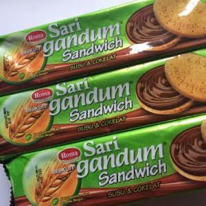 Jual Roma Sari Gandum Sandwich Kota Pematang Siantar Toko Roti