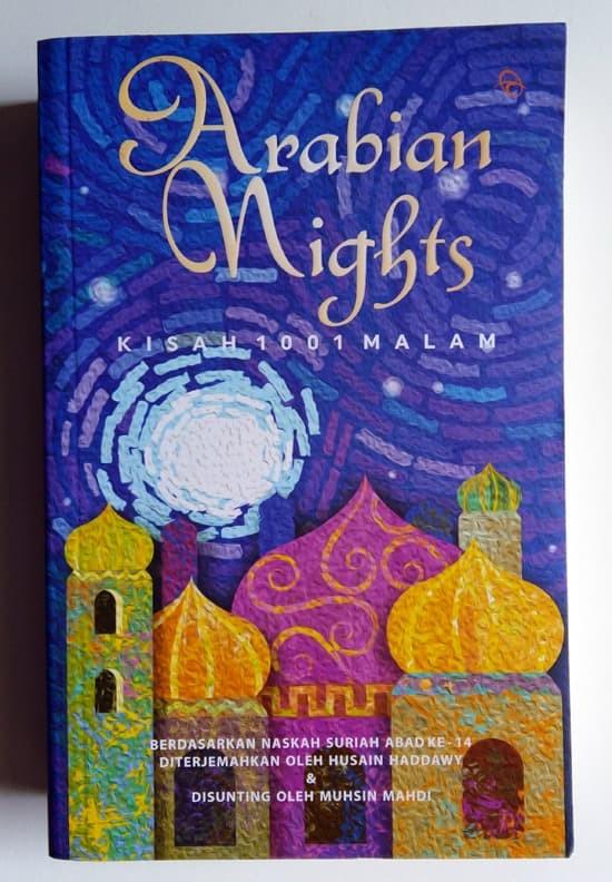 harga Novel arabian nights - kisah 1001 malam - ori dan segel Tokopedia.com