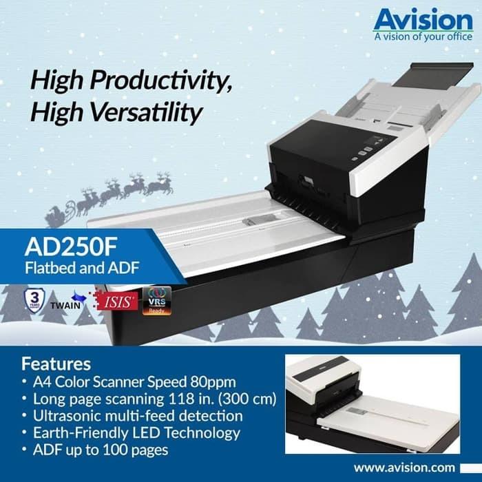 AVISION AD250F WINDOWS 8 DRIVER