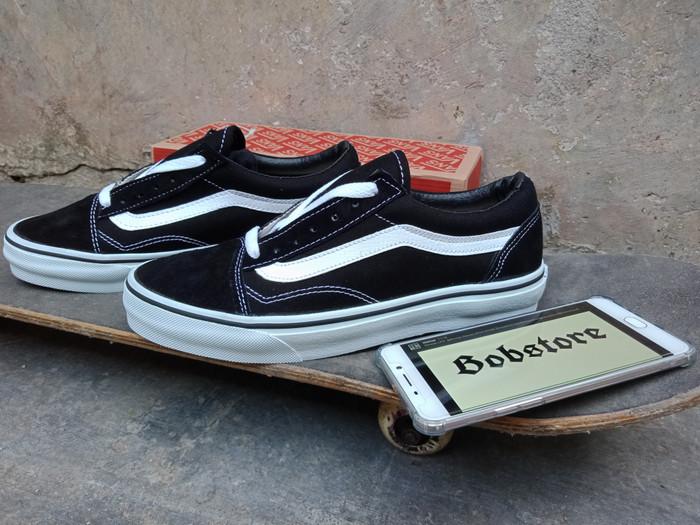 Jual Sepatu Vans old school premium quality import wafle ICC - black ... 9aa1e3b806