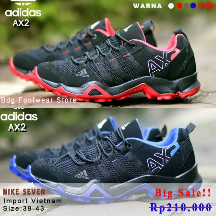 Sepatu pria tracking hiking climbing adidas ax2 tracker shoes. Olahraga ... 0f35c669e8