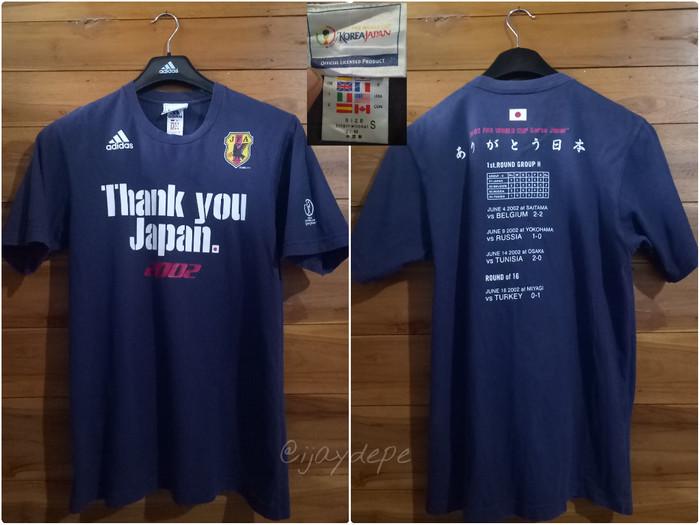 Kaos tees shirt adidas jepang japan sv original samurai blue nakata 02