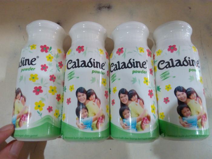 Caladine caladin powder bedak original biang keringat gatal 60 g 60g