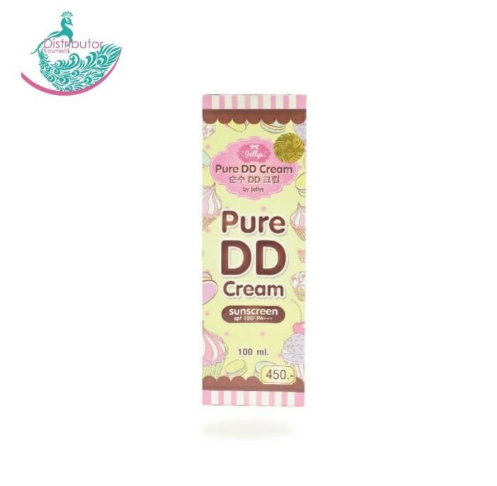 DD Cream Pure Jellys Original Thailand 100%