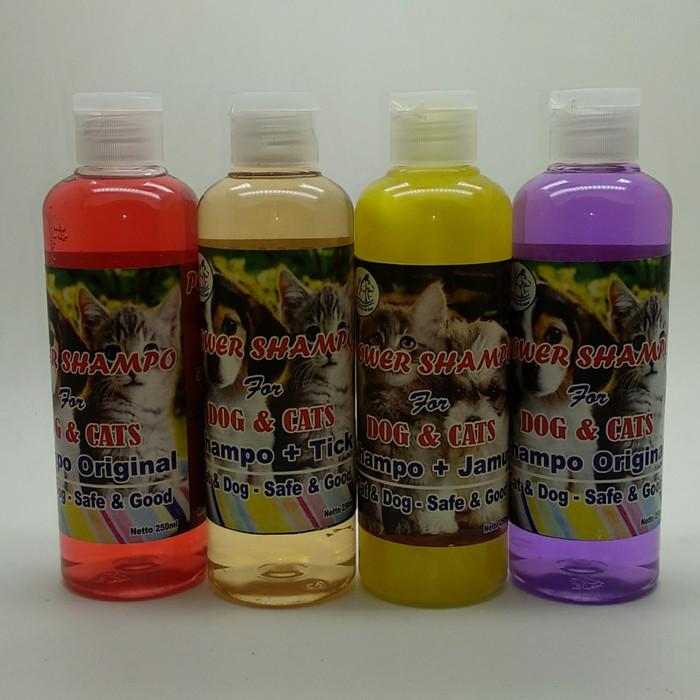 harga Shampoo-sampo kucing-anjing-kelinci oren Tokopedia.com
