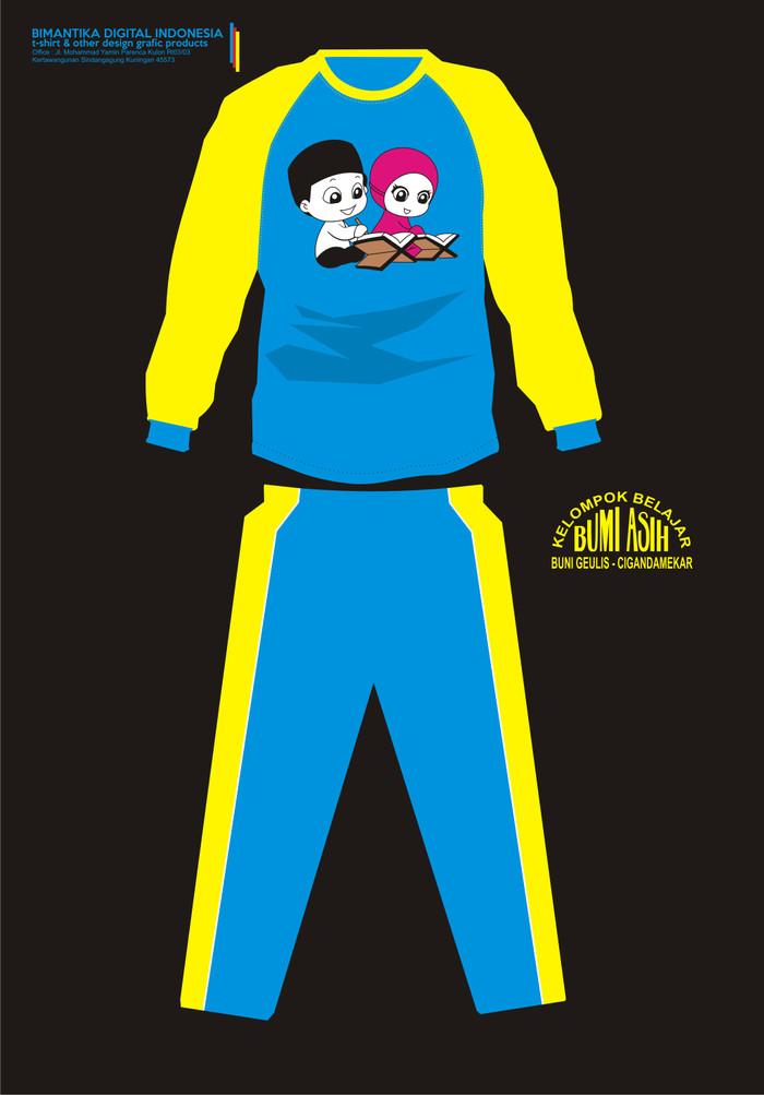 Jual Pakaian Seragam Olahraga Paud Tk Kab Kuningan Bimantika Jaya Tokopedia