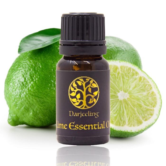 Lime Essential Oil Minyak Jeruk Nipis 100% Alami Young Living - 10ml