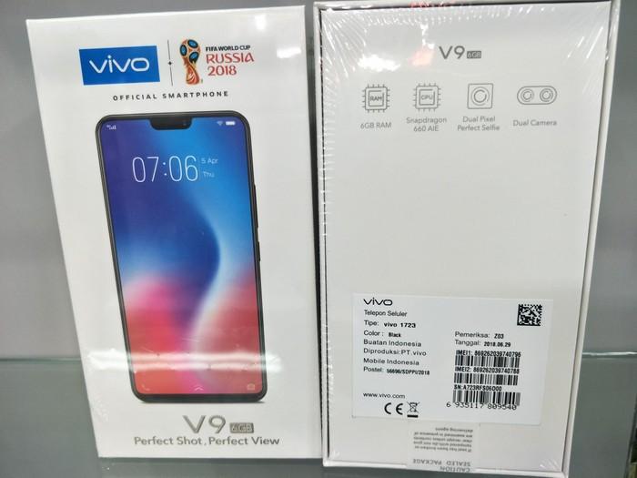 Vivo V9 Ram 6GB - Garansi Resmi Vivo