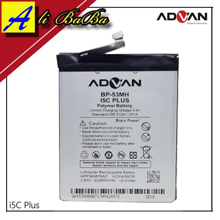 harga Baterai handphone advan i5c plus g1 g1 pro bp-53mh battery advan g1 Tokopedia.com