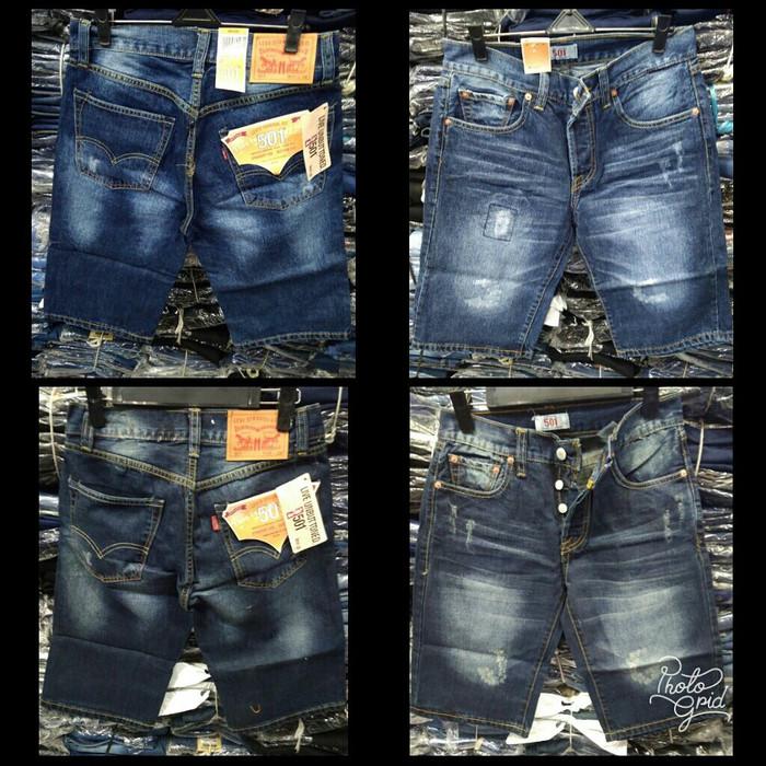 harga Celana pendek levis 501 import/celana pendek original import Tokopedia.com