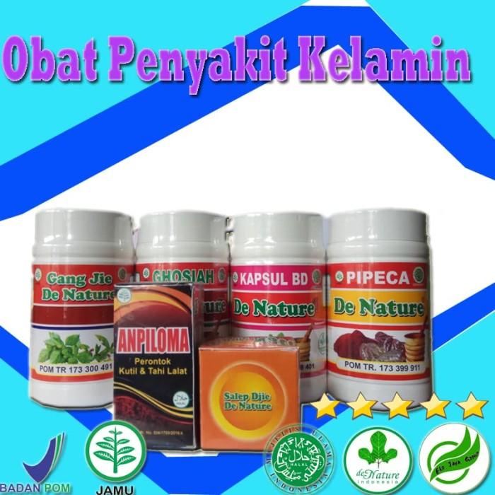 Foto Produk Obat Kutil Kelamin Herbal Alami Paket Murah De Nature dari bagus DE-NATURE