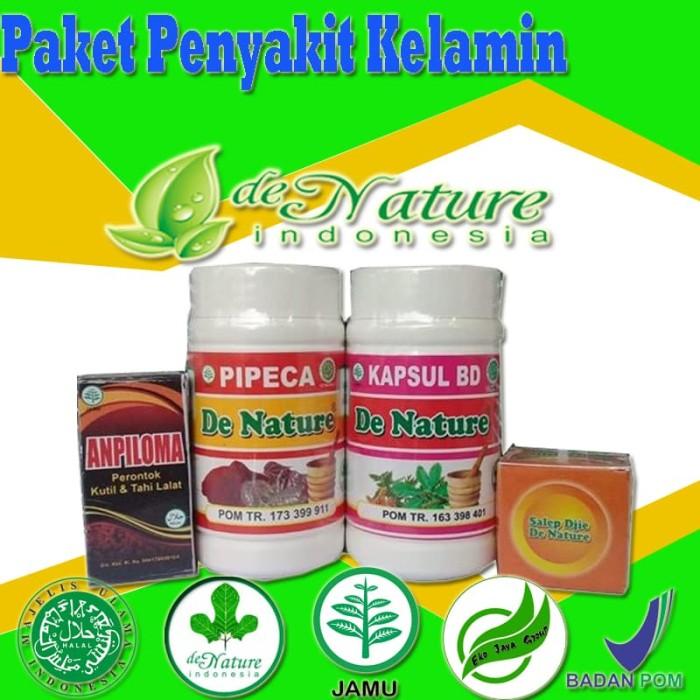 Foto Produk Obat Kutil kelamin Ampuh Paket Hemat Herbal De Nature dari bagus DE-NATURE
