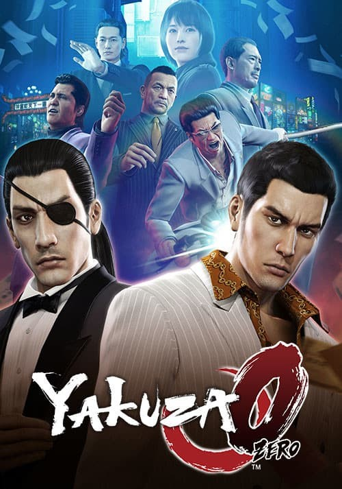 harga Yakuza 0 zero original steam pc game Tokopedia.com